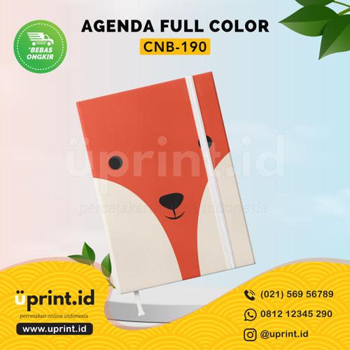 Foto Produk Agenda A5 Hardcover/ Notebook / Buku Catatan - CNB190 - BLANK dari Uprint.id