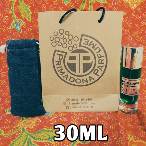 Foto Produk Parfume Refill ( Ariana Grande ) 30ML 50ML 60ML 100ML - Standar, 30ML dari Primadona Parfume