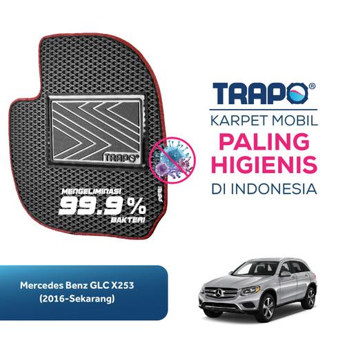 Foto Produk Karpet Mobil Mercedes Benz GLC X253 (2016-Sekarang) Trapo + Bagasi - Fullset Saja dari Trapo Indonesia