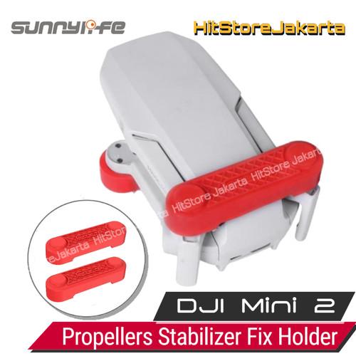 Foto Produk DJI Mini 2 Propeller Stabilizer Motor Cover DJI Mavic Mini Prop Holder - Merah dari HitStore_Jakarta