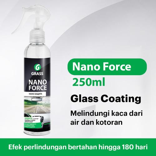 Foto Produk GRASS NANO FORCE GLASS COATING READY To USE 250ml dari GRASS