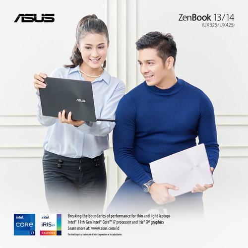 Foto Produk ASUS ZenBook 14 UX425EA - BM552TS dari ITGARAGEID