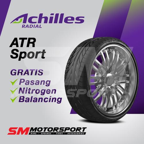 Foto Produk Ban Mobil Achilles ATR Sport 185/55 R15 15 82V dari SM Motorsport