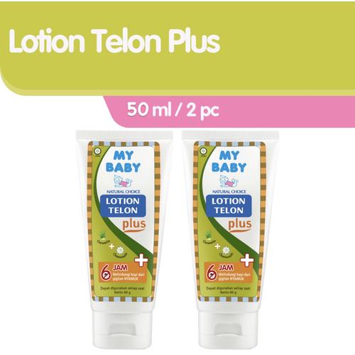 Foto Produk My Baby Lotion Telon Plus [50 G] / 2pcs dari Tempo Store Official