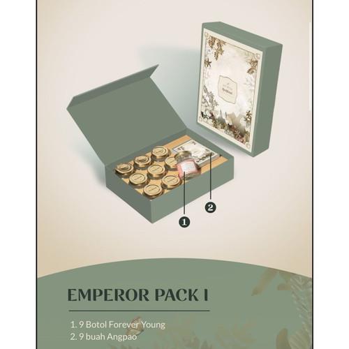 Foto Produk ❤️100% original ❤️ Realfood Hampers Dynasty & Emperor - EMPEROR I dari Koreanholicshop