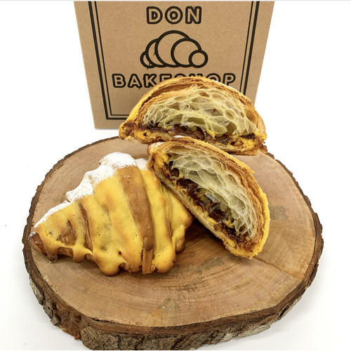Foto Produk Don Bakeshop Croissant - Orange Chocolate Croissant dari Don Bakeshop