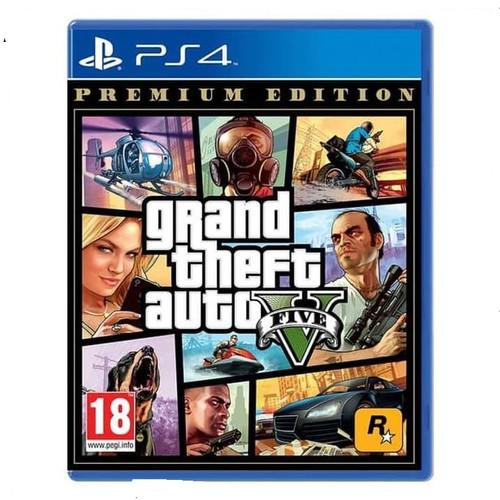 Foto Produk [PS4 - R3] GTA V - PREMIUM dari Super-Gameshop