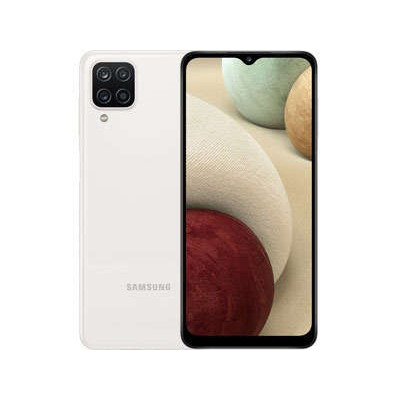 Foto Produk Samsung A12 4/128 GB Garansi Resmi Samsung 1 Tahun - Putih dari Topsell Official Store Samsung
