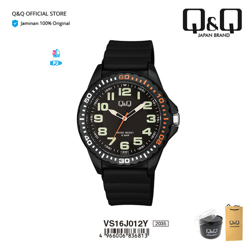 Jual Q Q Qnq Qq Original Jam Tangan Analog Vs16 Vs16j Water Resist Kota Surabaya Q Q Official Store Tokopedia