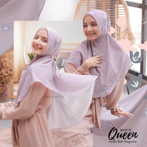 Foto Produk Hijabwanitacantik - Instan Baiti Magnolia   Hijab Instan   Jilbab Inst - QUEEN dari Hijab Wanita Cantik