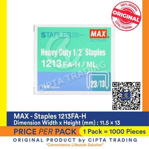 Foto Produk Max Staples 1213FA-H dari Cipta Trading