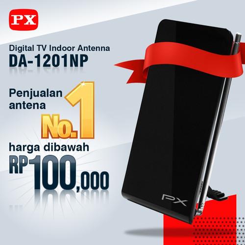 Foto Produk Antena TV digital indoor PX DA -1201NP dari luxury shop center