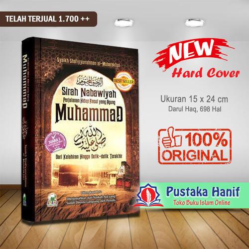 Foto Produk Buku Sirah Nabawiyah - Sejarah Lengkap Nabi Muhammad Darul Haq dari Pustaka Hanif