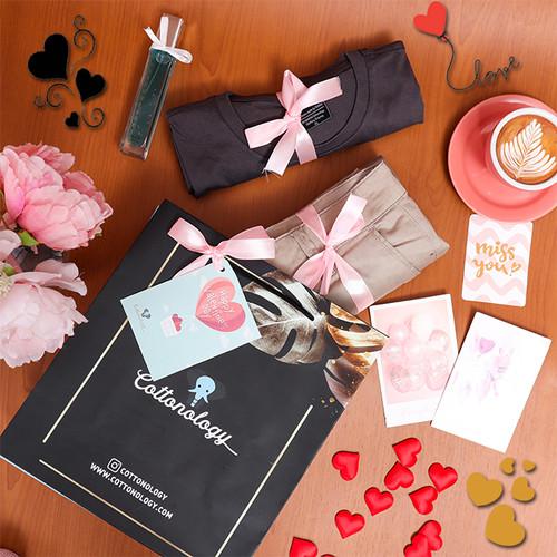 Foto Produk Cottonology Paket Ganteng Ngedate Valentine 2 (Lengkap) - 29 dari Cottonology Indonesia