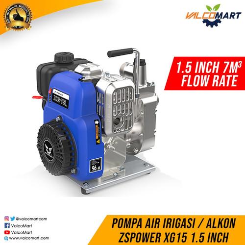 Foto Produk Pompa Air Benin Alkon ZSPower XG15-1 Gasoline Waterpump dari Valco