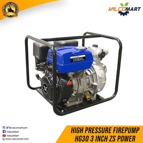 Foto Produk Pompa Tekanan Tinggi ZS Power HG30 3inch High Pressure Pump dari Valco