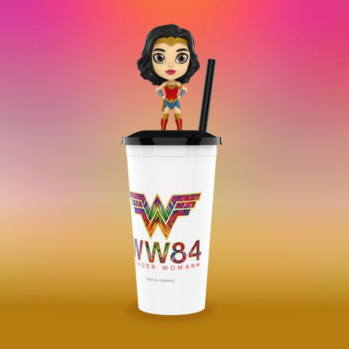 Foto Produk Wonder Woman Cup dari CGV CINEMAS
