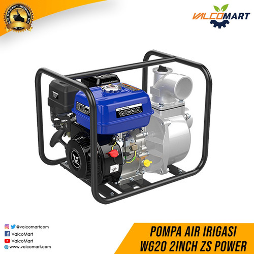 Foto Produk Pompa Air Alkon WG20 2inch ZS Power Gasoline Waterpump dari Valco
