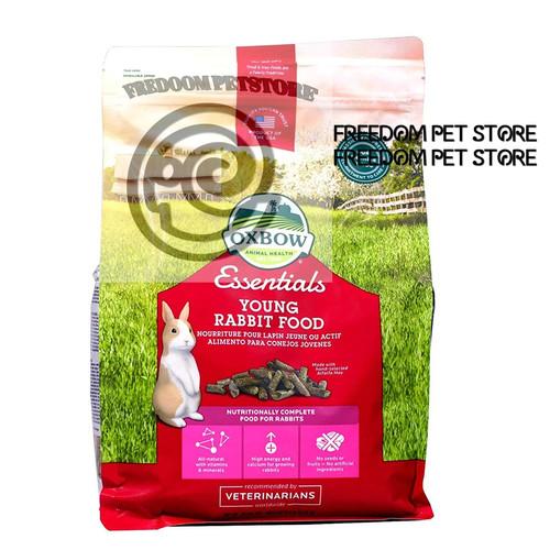 Foto Produk pakan Hewan Oxbow young rabbit 10lb dari Freedom Pet store