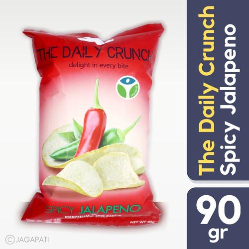 Foto Produk The Daily Crunch – Jalapeno 90gram dari Jagapati