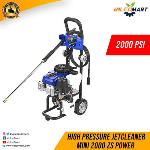 Foto Produk Jet Cleaner Tekanan Tinggi ZSPower MINI2000 2000PSI High Pressure dari Valco