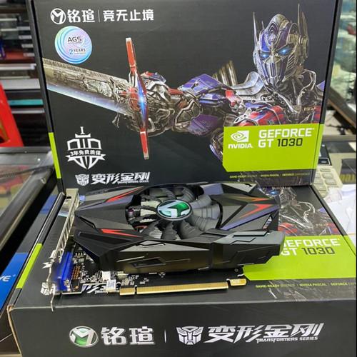 Foto Produk VGA CARD GT1030 MAXSUN GT 1030 2GB DDR5 64BIT dari AL computerr
