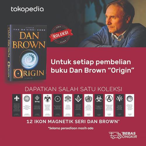 Foto Produk NOVEL ORIGIN - Soft Cover Bahasa Indonesia Dan Brown dari Mizanstore