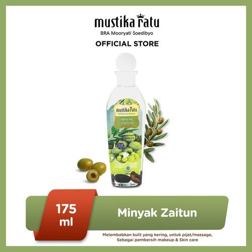 Foto Produk Mustika Ratu Best Seller Perawatan Kulit Minyak Zaitun 175ml dari Mustika Ratu