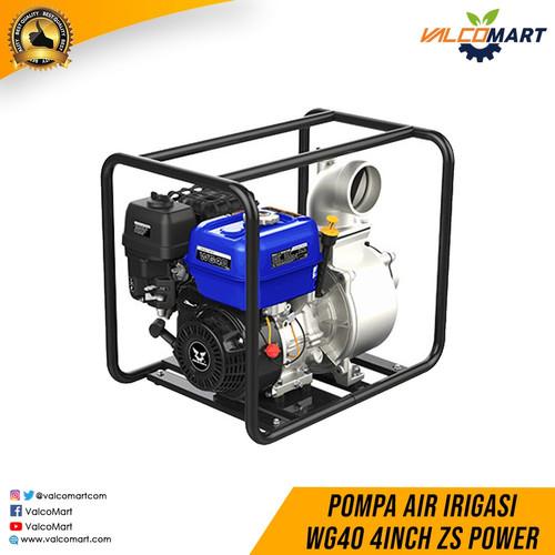 Foto Produk Pompa Air Alkon WG40 4inch ZS Power Gasoline Waterpump dari Valco