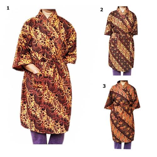 Foto Produk Kimono Batik I Piyama I Baju Tidur I Baju Spa Mitha dari Jogja Batik