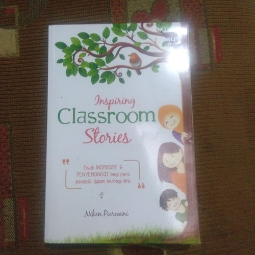 Foto Produk Buku Inspiring Classroom Stories (BUKU BEKAS) dari Taman Lestari