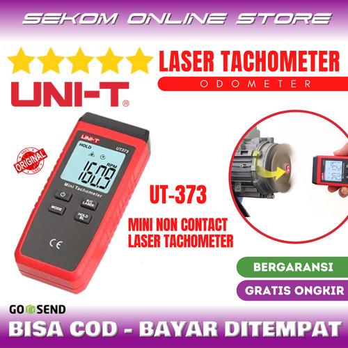 Foto Produk UNI-T Mini Digital Laser Tachometer Odometer Non Contact UT373 dari SEKOM ONLINE STORE