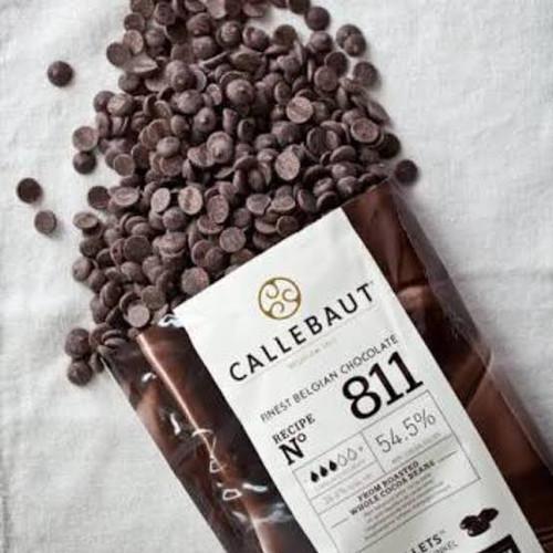 Foto Produk Coklat Callebaut 100gr - Dark 811 100gr dari Moneta_Kitchen Makassar