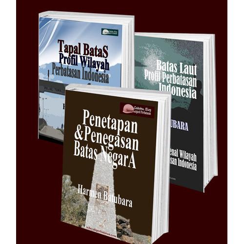 Foto Produk Paket Tiga Buku Perbatasan dari Buku Perbatasan