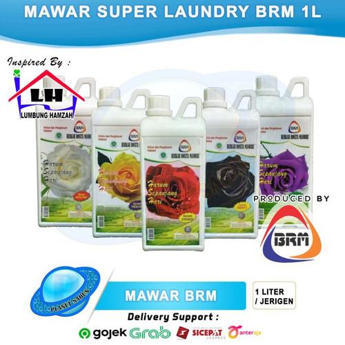 Foto Produk Mawar Super Laundry BRM All Varian 1 L Instant/Sameday dari Toko Sabun Hamzah