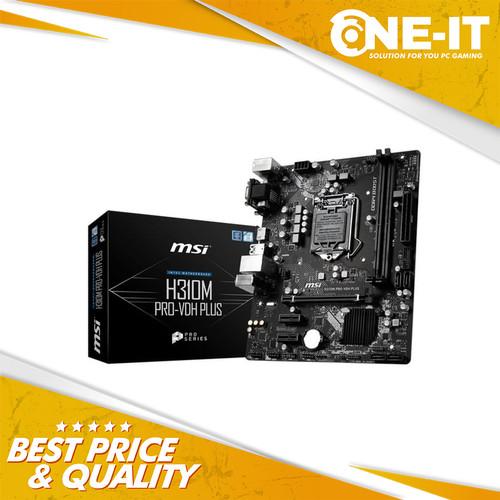 Foto Produk MSI H310M PRO-VDH PLUS dari ONE IT Solution