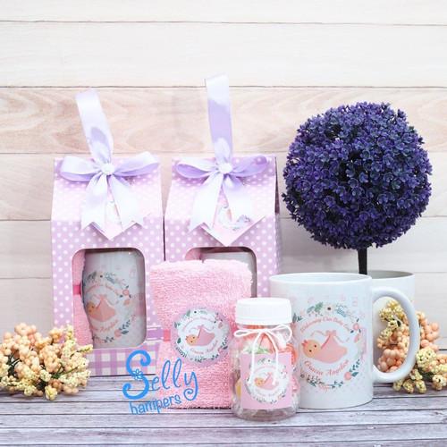 Foto Produk Souvenir Baby Kai/Souvenir Handuk/Souvenir Ulang Tahun/Hampers dari Selly Hampers