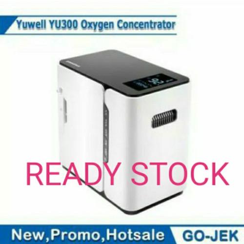 Foto Produk Yuwell YU-300 Oxygen concentrator Homecare /Mesin generator oksigen dari anekacell-cicadas