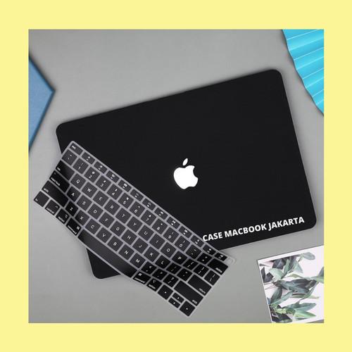 Foto Produk Case Macbook Air 13 Inch Black Matte dari Case Macbook Jakarta