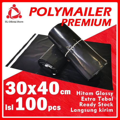 Foto Produk kantong polymailer 30x40 dari 3L official store