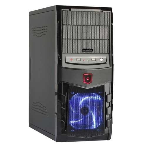 Foto Produk Casing Simbadda SIM X S-2680 Psu 380W SIMX S2680 380 watt dari PojokITcom Pusat IT Comp