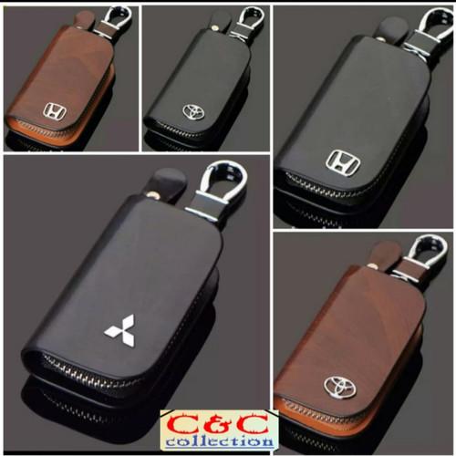 Foto Produk gantungan kunci dompet stnk mobil motor - random dari c&c coll