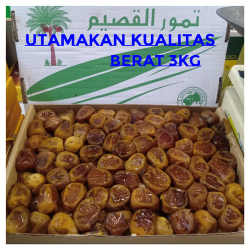 Foto Produk Kurma Sukari Basah 3kg dari Bintang parfume