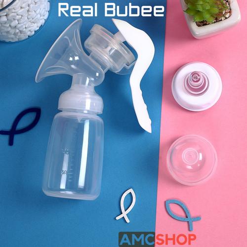 Foto Produk Real Bubee Pompa ASI Manual Breast Pump Powerful Nipple Suction RB701 - Garansi 3 Hari dari amc_shop