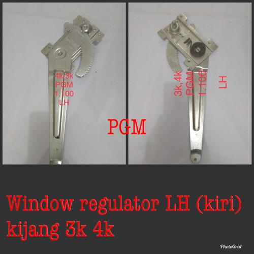 Foto Produk window regulator lh Kaca manual kijang 3k 4k dari P.G.M