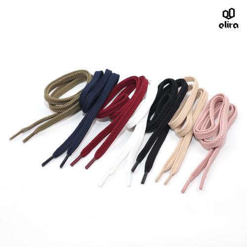 Foto Produk ELIRA Tali Sepatu Polos Pipih - Putih dari ELIRA