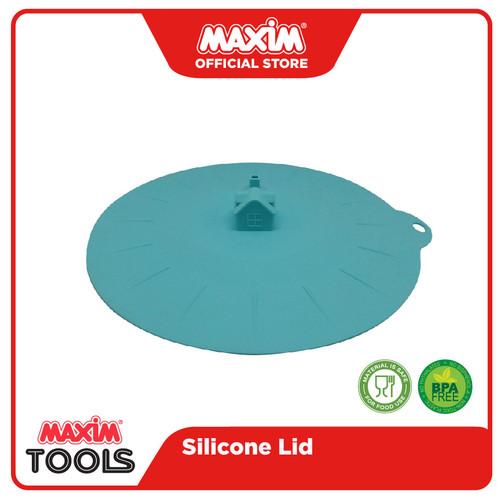 Foto Produk Maxim Tools Universal Silicone Lid (Tutup Panci) dari Maxim Official Store