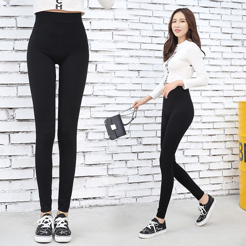 Foto Produk Celana Legging Import Wanita Polos Celana Legging Basic Sport Olahraga - Abu-abu dari LFS_Collection