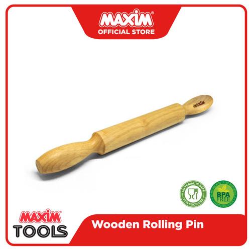 Foto Produk Maxim Tools Rolling Pin Kayu (MTWDROLP) dari Maxim Official Store