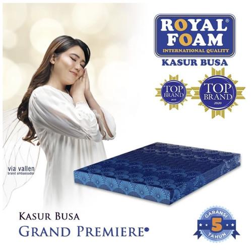 Foto Produk Kasur Busa Royal Foam Grand Premiere Knitted - 90x200 dari Royal Foam